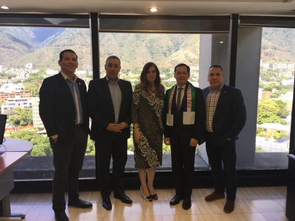 الزهيري: سيتم البدء بتنفيذ برامج التعاون الفلسطينية الفنزويلية تدريجياً