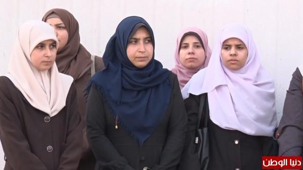 فيديو: حراك نسائي يطالب بإنقاذ الوضع الإنساني في قطاع غزة