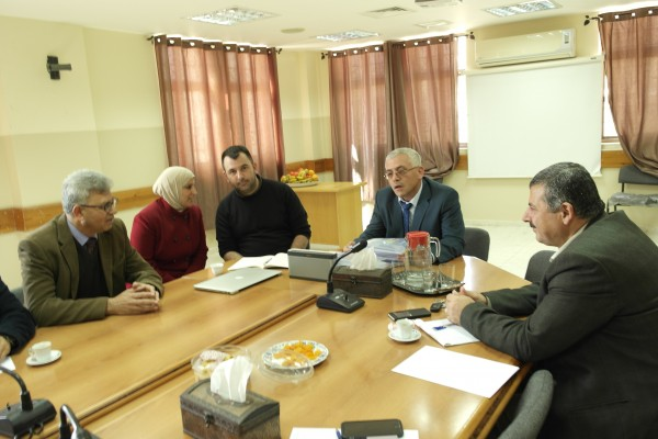 تربية أريحا والمجلس البريطاني ينظمان لقاء تدريبي لمشرفي اللغة الانجليزية
