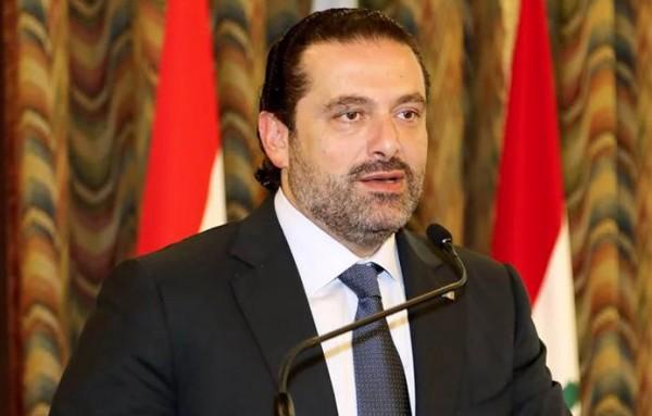 الحريري يؤكد عدم تحالفه مع حزب الله في الانتخابات المقبلة