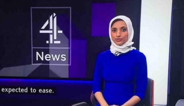 فيديو: لأول مرة.. محجبة مسلمة تقرأ نشرة الأخبار على قناة أمريكية