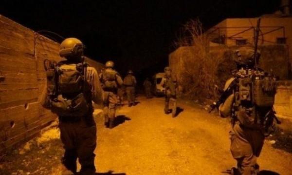 الاحتلال يعتقل 16 مواطناً من الضفة