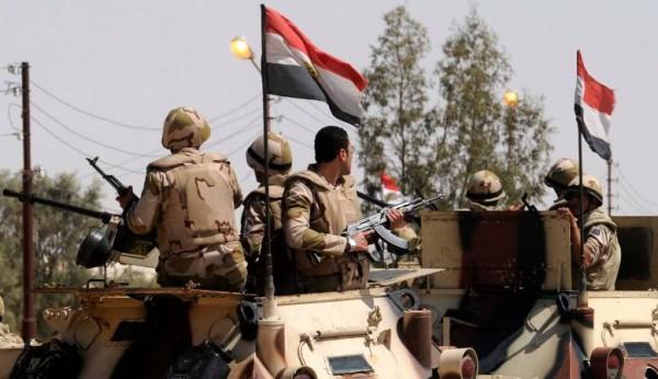 مقتل ثلاثة جنود مصريين في عمليات سيناء
