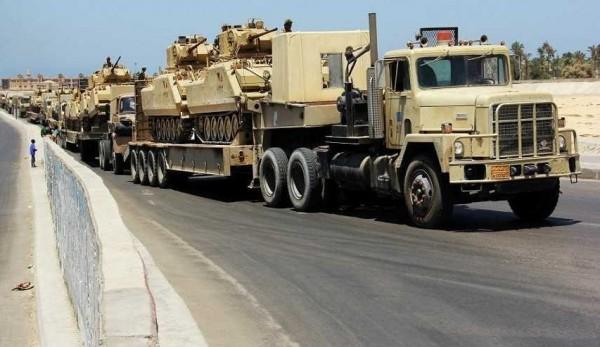 العراق ترسل تعزيزات كبيرة إلى قضاء الحويجة لملاحقة تنظيم الدولة