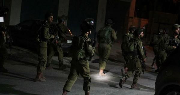 هيئة الأسرى: مداهمات إسرائيلية لمناطق الضفة الغربية