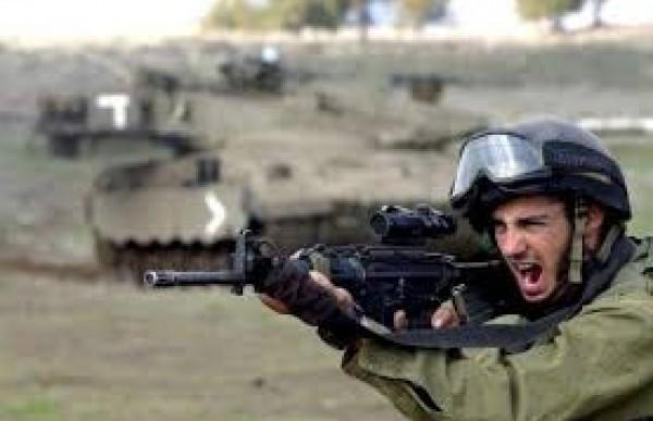 حالات اختناق خلال مواجهات مع الاحتلال في برطعة