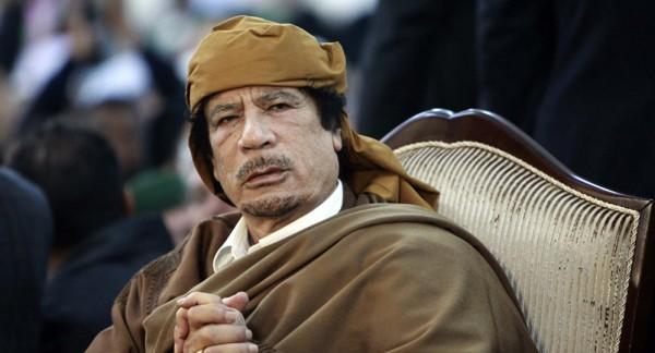 وثائق سرية تكشف تعاون القذافي مع المخابرات البريطانية