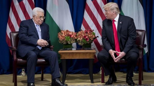 البيت الأبيض يرفض خطة الرئيس عباس الشاملة للسلام