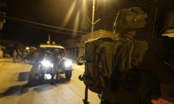 قوات الاحتلال تقتحم كفل حارس للتأمين حماية للمستوطنين
