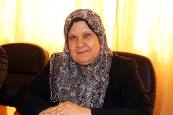 وزيرة شئون المرأة تستقبل وفدا من مجلس إدارة طاقم شئون المرأة