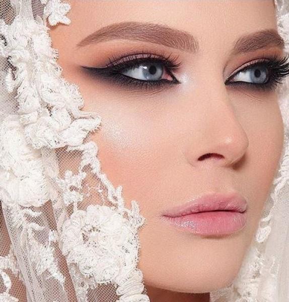 727468a9f06ba لعروس 2018.. صور مكياج من صالون سامر خزامي
