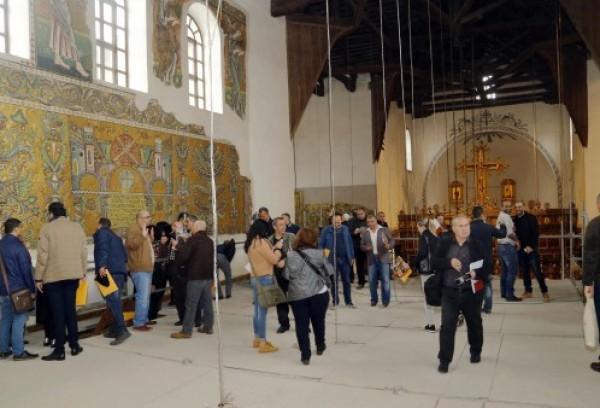 كنيسة المهد وترميماتها ضمن دورة استدراكية بوزارة السياحة