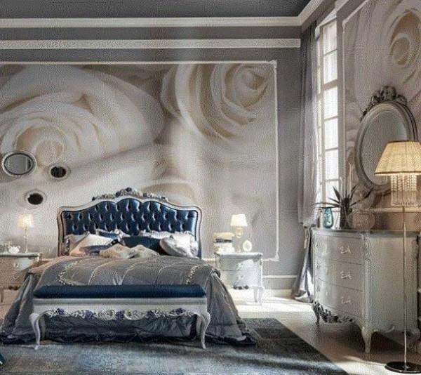 صور: غرف نوم كلاسيكية فاخرة لعشاق الفخامة | دنيا الوطن
