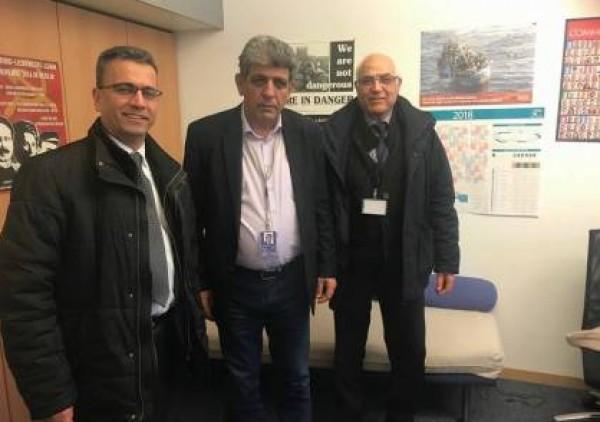 الأطباء الفلسطينيون في أوروبا يناقشون الأزمات الصحية بغزة