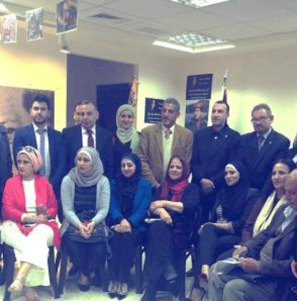 ملتقى سفراء فلسطين يشارك في ذكرى وفاة هوغو تشافيز