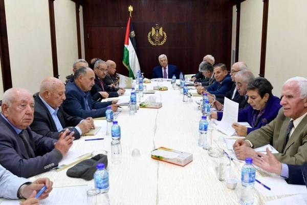 """""""تنفيذية المنظمة"""" تقرر عقد المجلس الوطني يوم 30 نيسان المقبل"""
