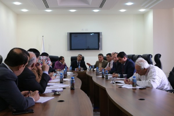 انهاء تحضيرات عقد المؤتمر الفلسطيني- الروسي