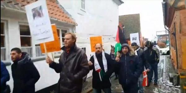 فيديو.. الدنمارك: مشاركة فاعلة للجالية الفلسطينية في يوم المرأة العالمي