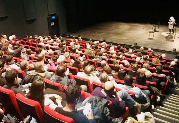 افتتاح مهرجان ايام محمود درويش الثقافية في مدينة لياج البلجيكية