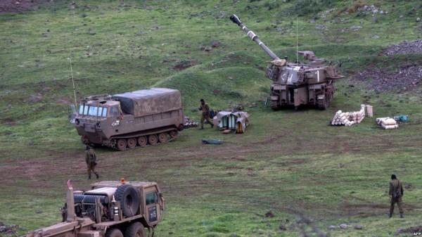 الجيش الإسرائيلي يدعم سلاح البر بمدرعات جديدة