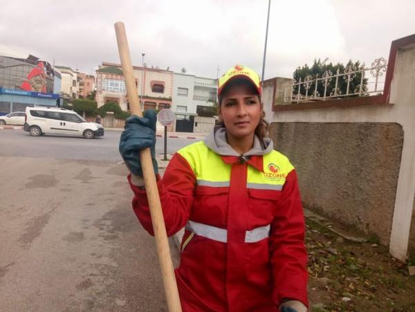 فيديو: ملكة جمال عاملات النظافة تتحدث عن تتويجها باللقب