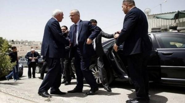 فيديو: اللحظات الأولى للتفجير الذي استهدف موكب رئيس الوزراء الفلسطيني بغزة