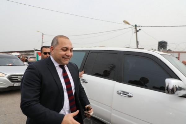 الوفد الأمني المصري يؤكد بقاءه بغزة بعد استهداف موكب الحمد الله