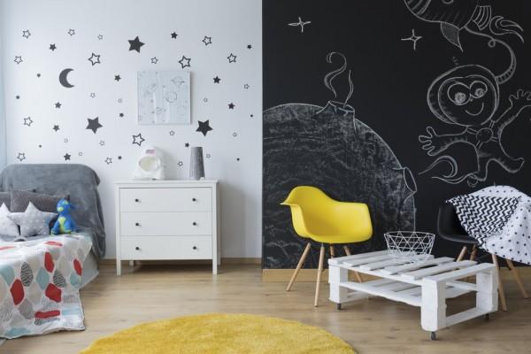 صور: نقطة البداية في ديكورات غرف نوم الأطفال