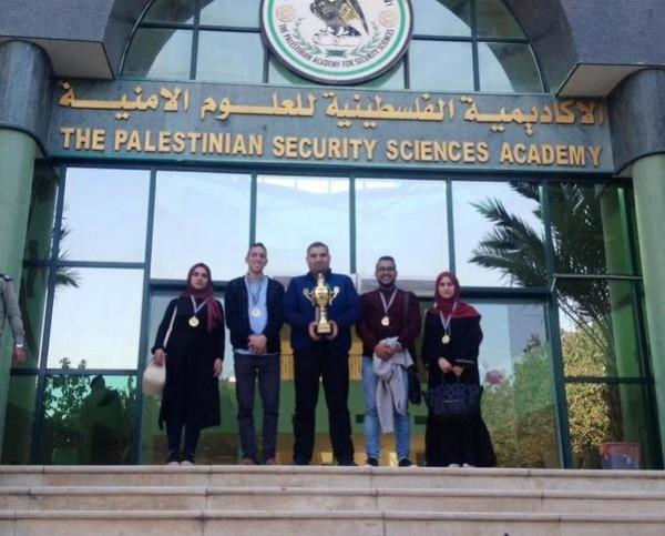 بوليتكنك فلسطين تحصد المركز الأول في مسابقة القدس بين الماضي والحاضر