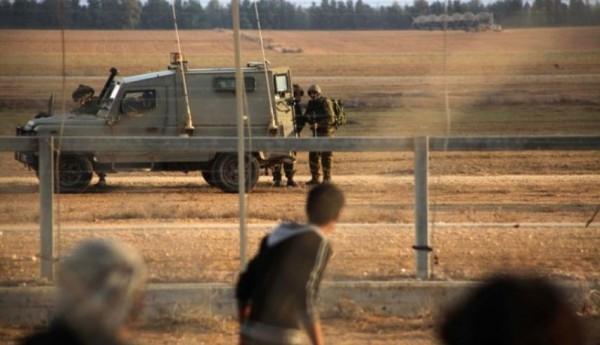إصابة مواطن بجراح متوسطة في القدم برصاص الاحتلال شرقي غزة