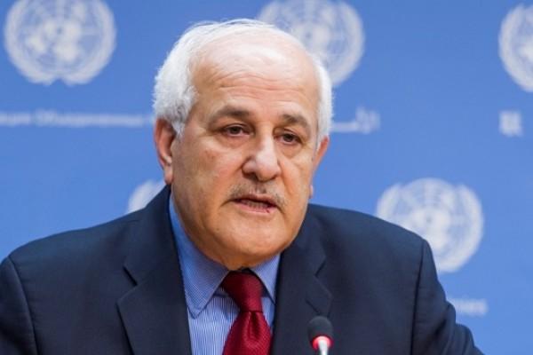 """السفير منصور: لهذه الأسباب دعت واشنطن لاجتماع """"العصف الفكري"""" حول غزة"""