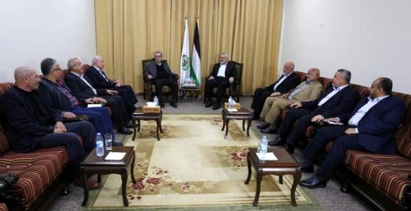 الجبهة الشعبية تكشف تفاصيل لقائها بقيادات حماس في غزة