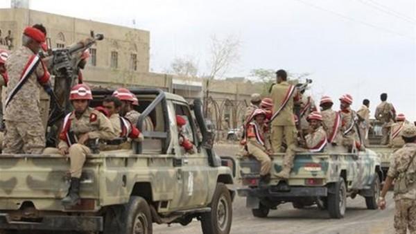 قوات الشرعية تحرر سلسلة جبال رياعين والأدمغ في صنعاء