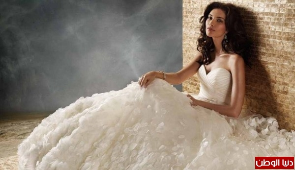 فيديو وصور: فساتين زفاف راقية للعروس