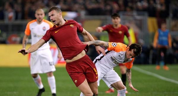 فيديو.. دوري أبطال أوروبا: روما يتجاوز عقبة شاختار ويبلغ ربع النهائي