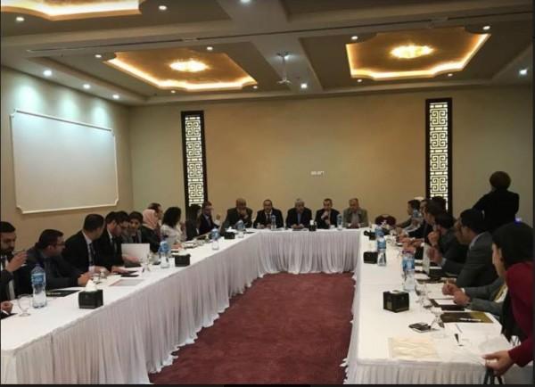 مؤسسة (فاتن) تناقش خطتها الاستراتيجية المقبلة (2019- 2021)