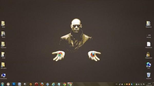 صور: أفكار طريفة وغريبة لسطح مكتب جديد على حاسوبك