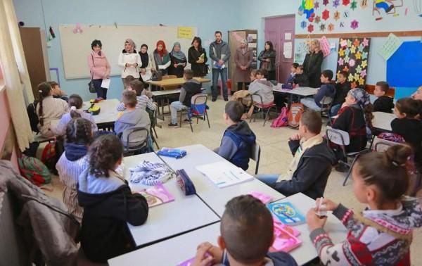 بنك فلسطين يقدم رعايته ودعمه لبرنامج مدارس صحية وصديقة للبيئة