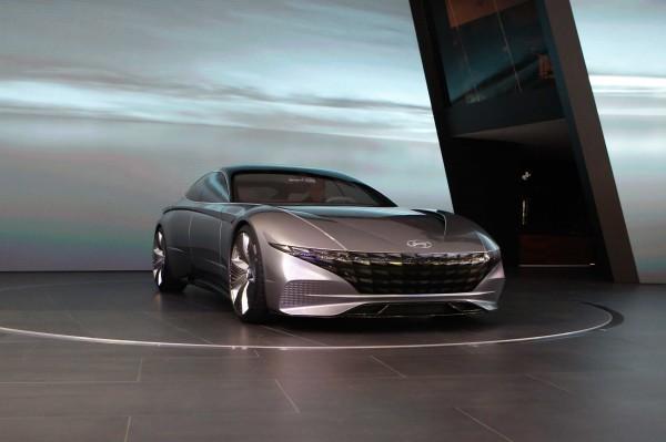 هيونداي موتور تكشف النقاب عن توجهاتها لمستقبل التصميم
