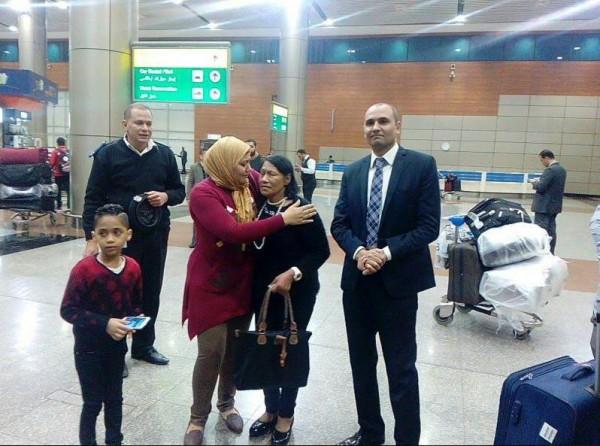 صور: اختفت 30 عاما في لبنان ثم عادت لمصر.. لسبب غامض