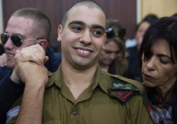 خفض عقوبة الجندي قاتل الشاب عبد الفتاح الشريف في الأيام القريبة