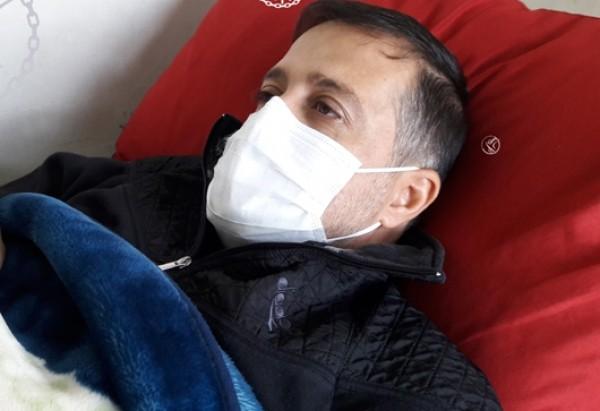 الأسير المحرر عز الدين ينتظر فتح معبر رفح لتلقى العلاج
