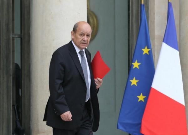 وزير خارجية فرنسا يزور فلسطين أواخر الشهر الجاري
