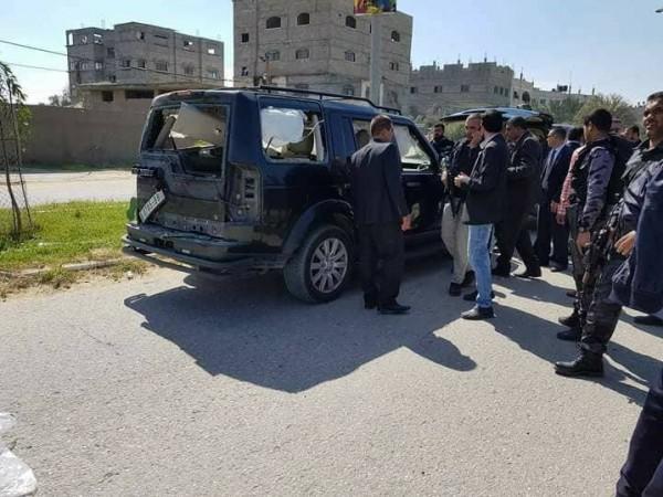 داخلية غزة تُشكل لجنة أمنية عُليا للتحقيق باستهداف موكب رئيس الوزراء