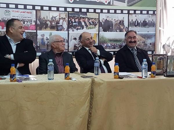 الثقافة في طوباس تطلق فعاليات يوم الثقافة الوطنية2018م