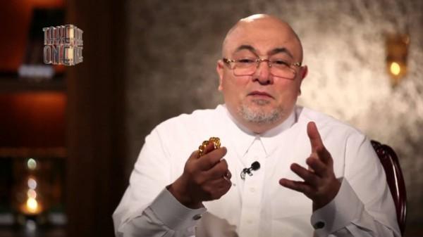 """فيديو: خالد الجندى يوضح معنى """"الرجل الصفر"""""""