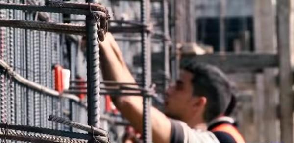 فيديو: انتهاء المرحلة الأولي من تأهيل البنية التحتية لملاعب قطاع غزة