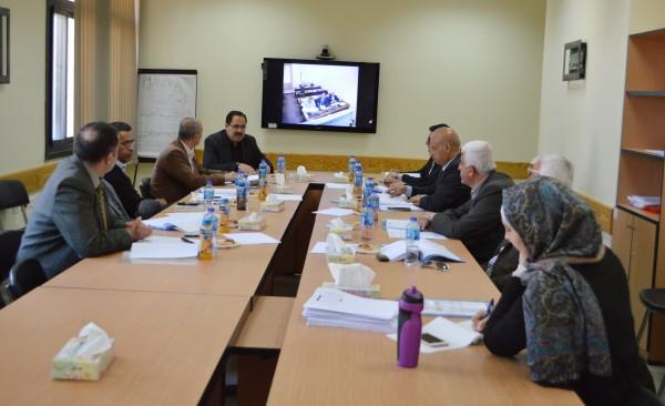 صيدم: لجنة علمية جديدة لمجلس البحث العلمي