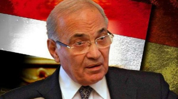 رسمياً.. شفيق يدعم السيسي في الانتخابات الرئاسية