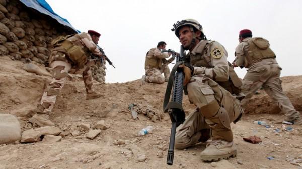 القوات العراقية تعتقل قيادياً بارزاً في تنظيم الدولة جنوبي الموصل